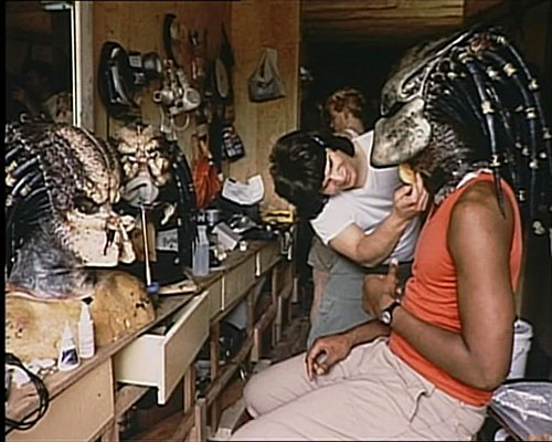 'Predator' Behind the Scenes