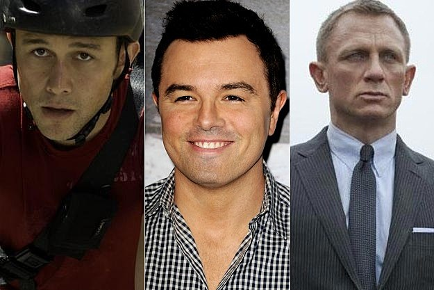 Saturday Night Live Seth MacFarlane Joseph Gordon Levitt Daniel Craig