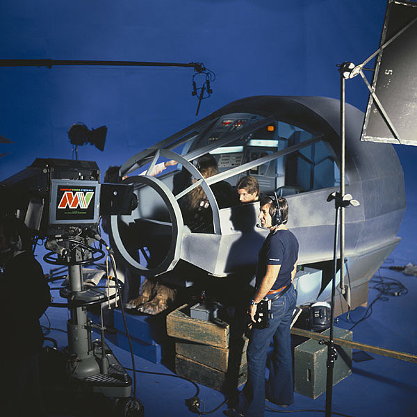 'Star Wars' Behind the Scenes