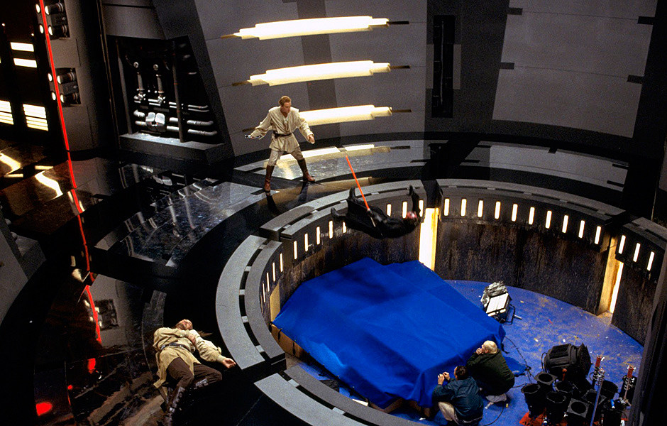 'Star Wars: Episode 1' Behind the Scenes