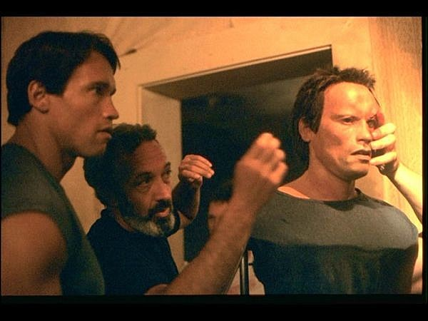 'Terminator' Behind the Scenes