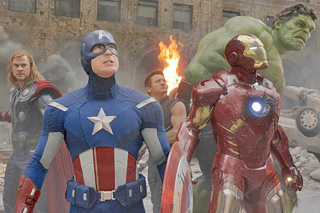 'The Avengers' Labor Day
