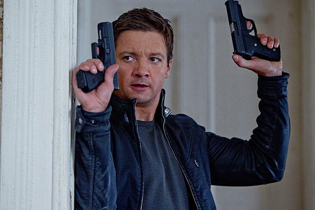 'The Bourne Legacy' review