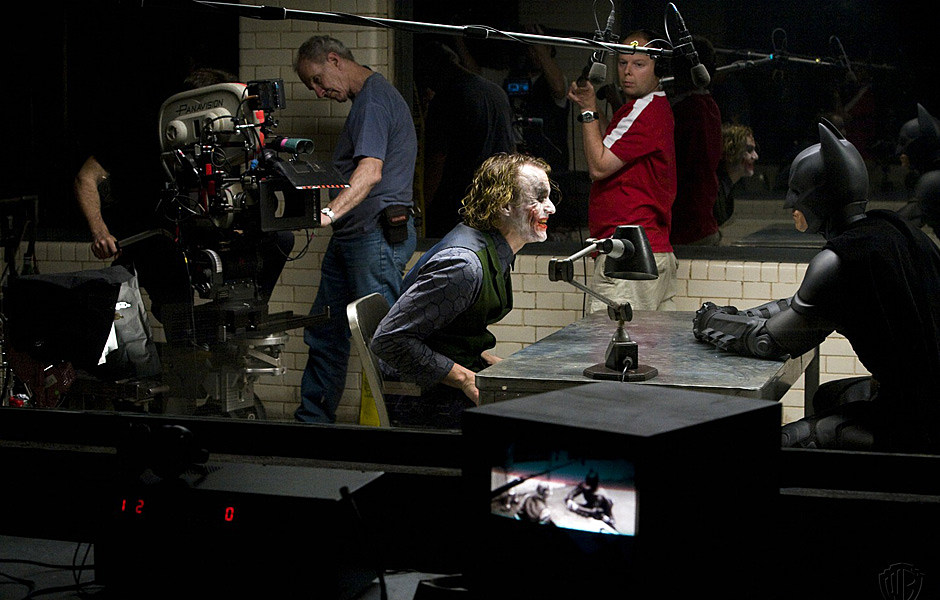 'The Dark Knight' Behind the Scenes
