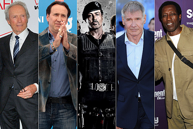 'The Expendables 3' casting poll