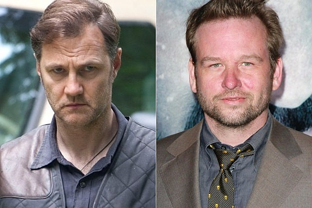 The Walking Dead Season 3 Dallas Roberts