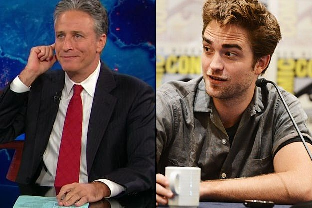The Daily Show Robert Pattinson