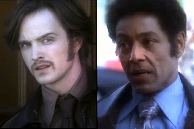 Breaking Bad Aaron Paul Giancarlo Esposito Ghost Whisperer