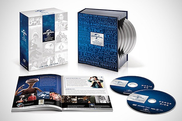 Universal Announces Amazing Anniversary Box Set