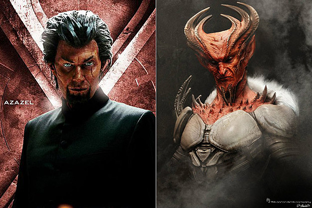 Early Movie Concept Art: See What Your Favorite Characters Could've ...