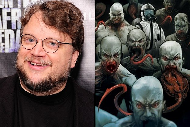 Guillermo del Toro The Strain TV Series FX