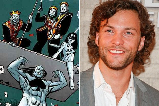 Arrow Royal Flush Gang Kyle Schmid