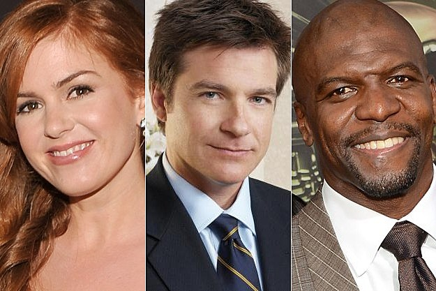 Arrested Development Season 4 Isla Fisher Terry Crews