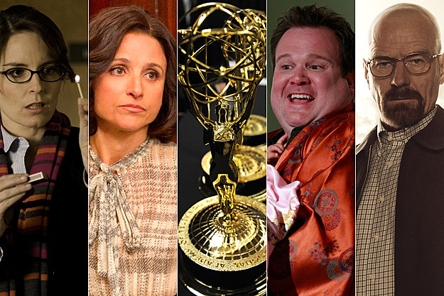 2012 Emmy Awards Winners