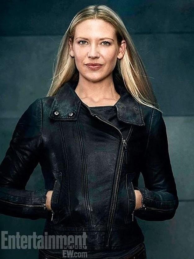 Fringe Season 5 Olivia