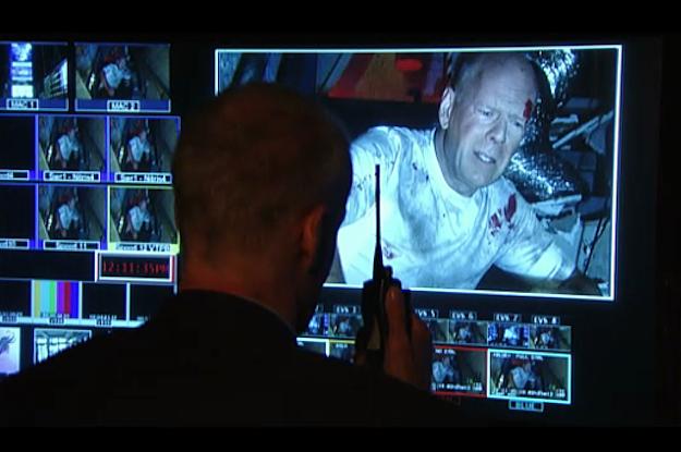 Bruce Willis in 'Twi-Hard'