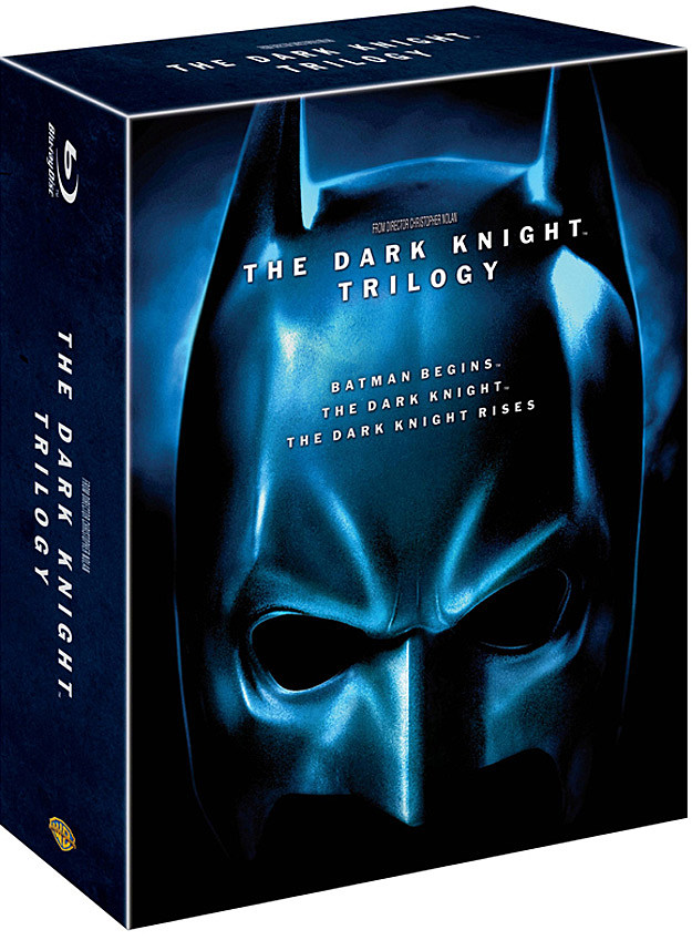 Dark Knight Rises Box set