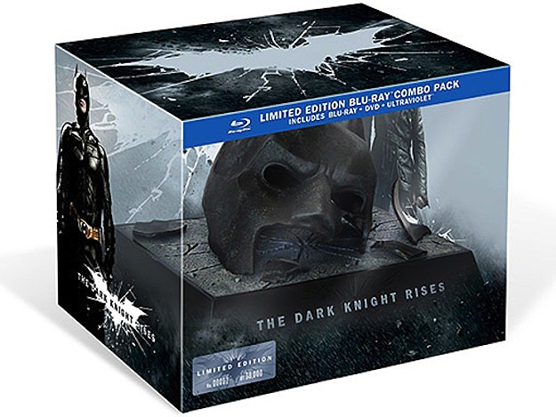 Dark Knight Rises Limited