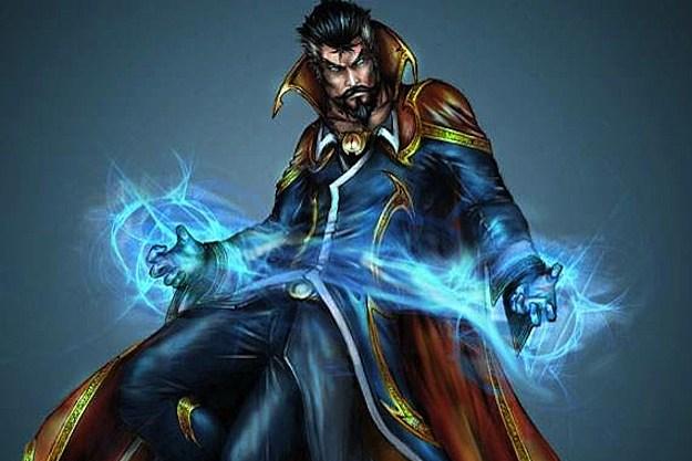 Dr Strange Thor