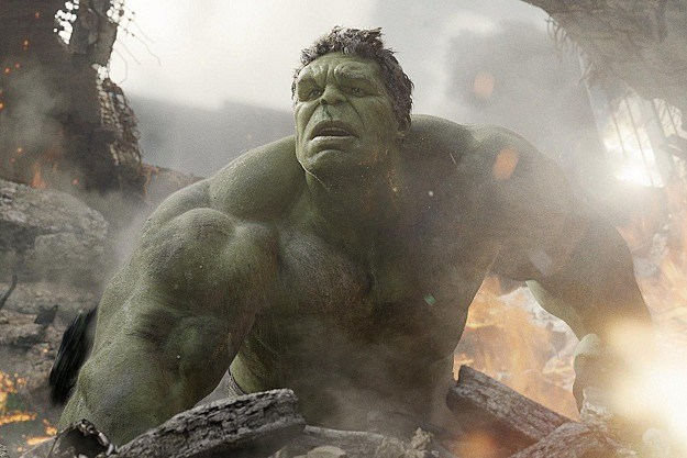 Hulk in 'The Avengers'