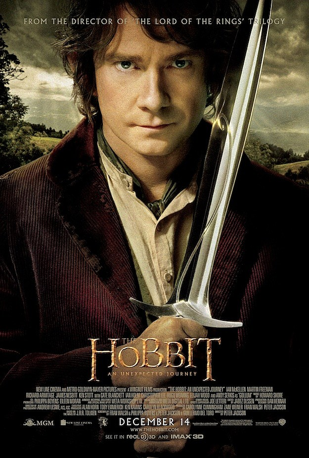 New The Hobbit Poster