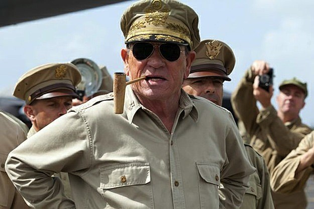 'Emperor' Clip: Tommy Lee Jones is General Douglas MacArthur