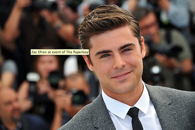 Zac Efron Joins Are We Officially Dating