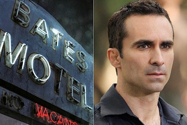 Bates Motel Nestor Carbonell