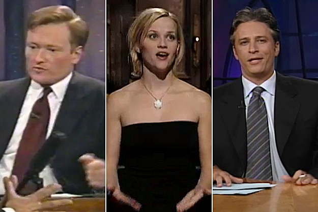 Late-Night Shows After 9/11