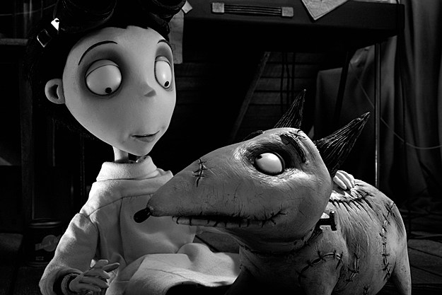 'Frankenweenie' Review