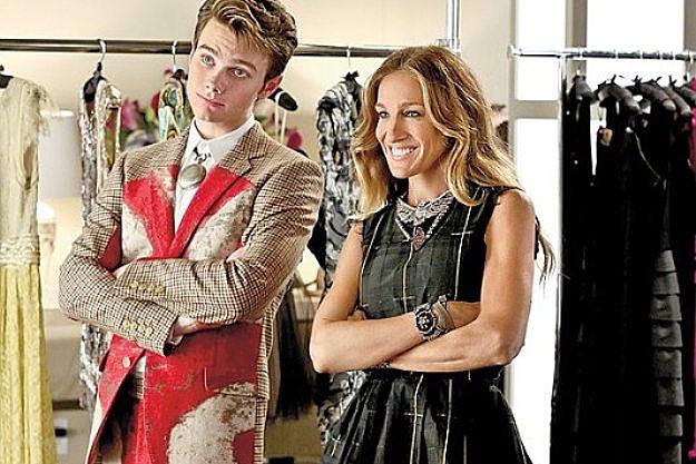 Glee Season 4 Makeover Sarah Jessica Parker
