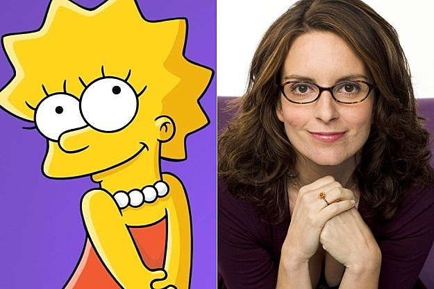 The Simpsons Tina Fey Season 24