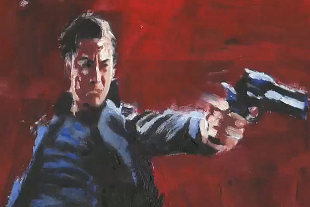'Looper' animated trailer