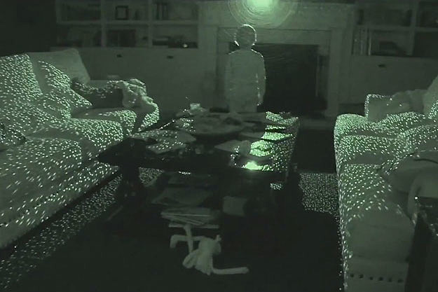 'Paranormal Activity 4' trailer