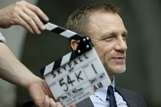 'Skyfall' early IMAX release