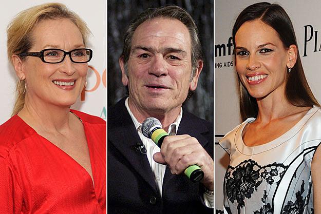 Meryl Streep Tommy Lee Jones Movie