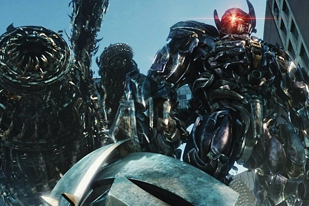 transformers 4 logo revealed new robots announced