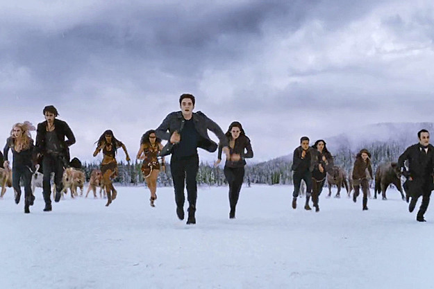'Twilight Saga: Breaking Dawn - Part 2' Trailer