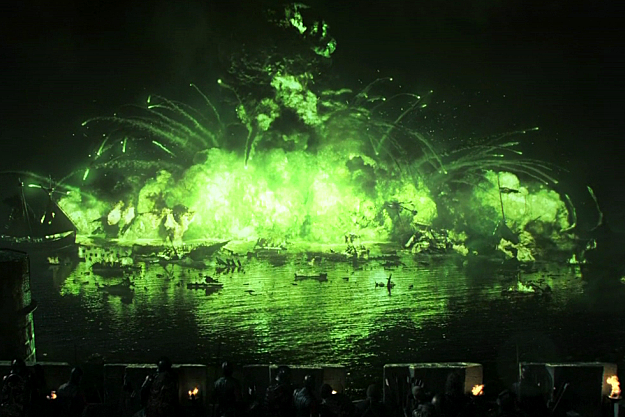 Game of Thrones Season 2 Effects