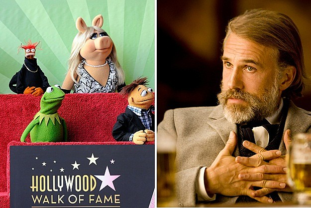 The Muppets, Christoph Waltz