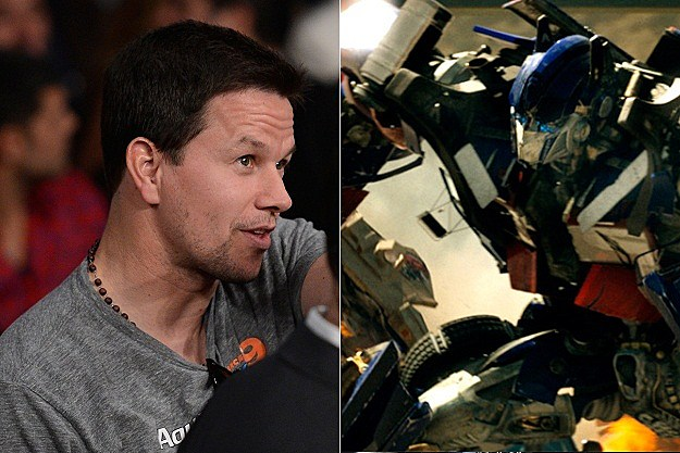 Mark Wahlberg, Optimus Prime