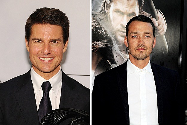 Rupert Sanders, Tom Cruise