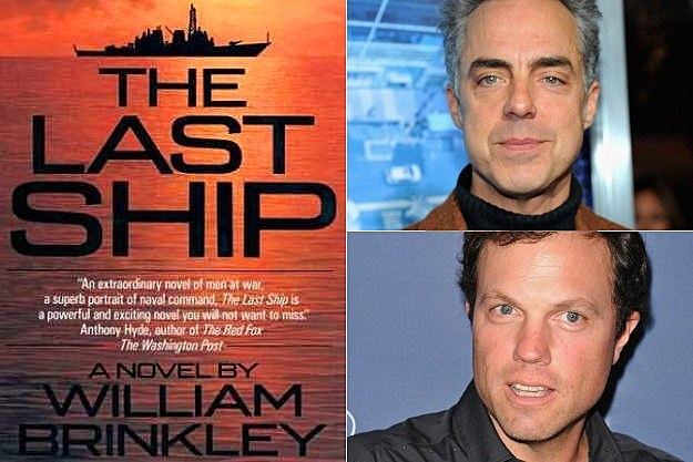 TNT The Last Ship Titus Welliver Adam Baldwin