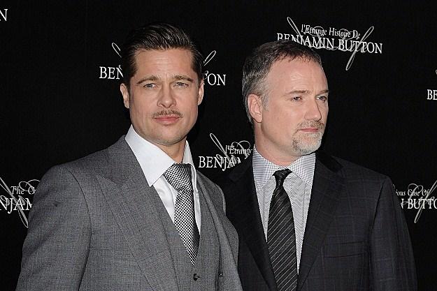 Brad Pitt, David Fincher