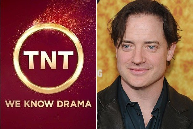 Brendan Fraser Legends TNT