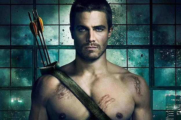 The CW Arrow Full Season Order