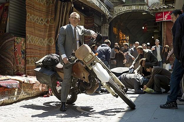 Daniel Craig;Naomie Harris