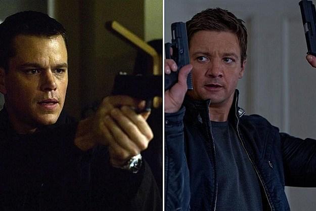Matt Damon, Jeremy Renner