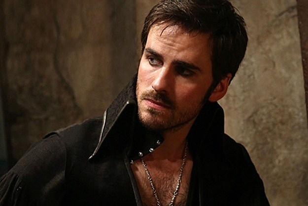 Once Upon A Time Season 2 Captain Hook Colin O Donoghue