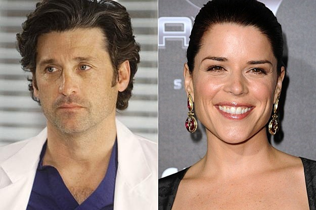 Greys Anatomy Season 9 Neve Campbell
